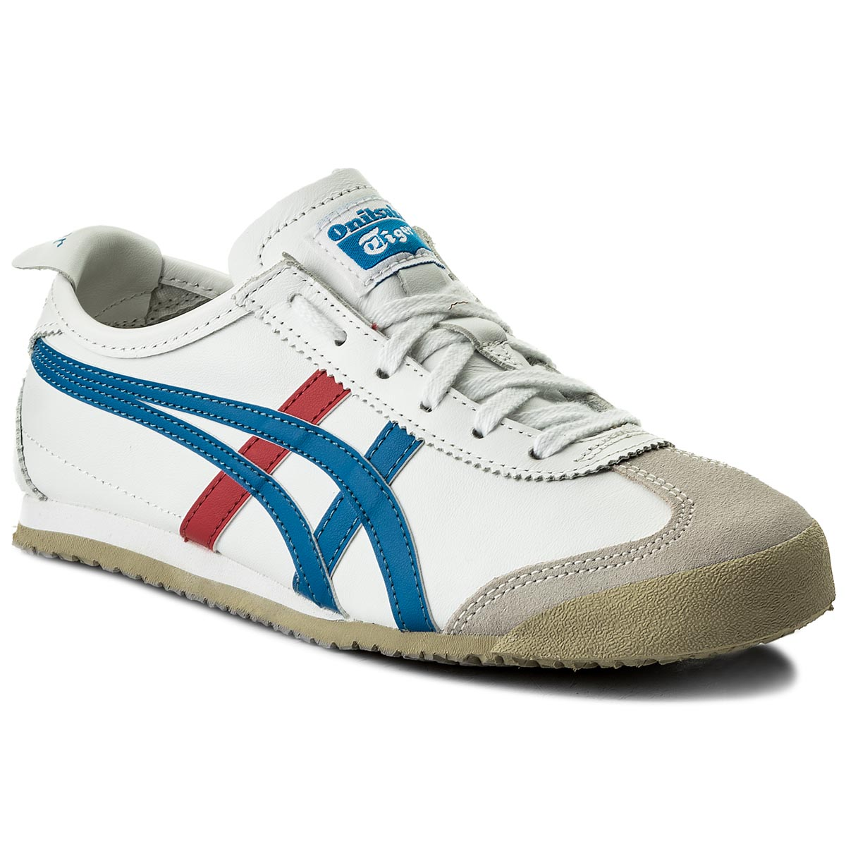Sneaker Onitsuka Tiger Sneakers ONITSUKA TIGER - Mexico 66 DL408 White/Blue 0146