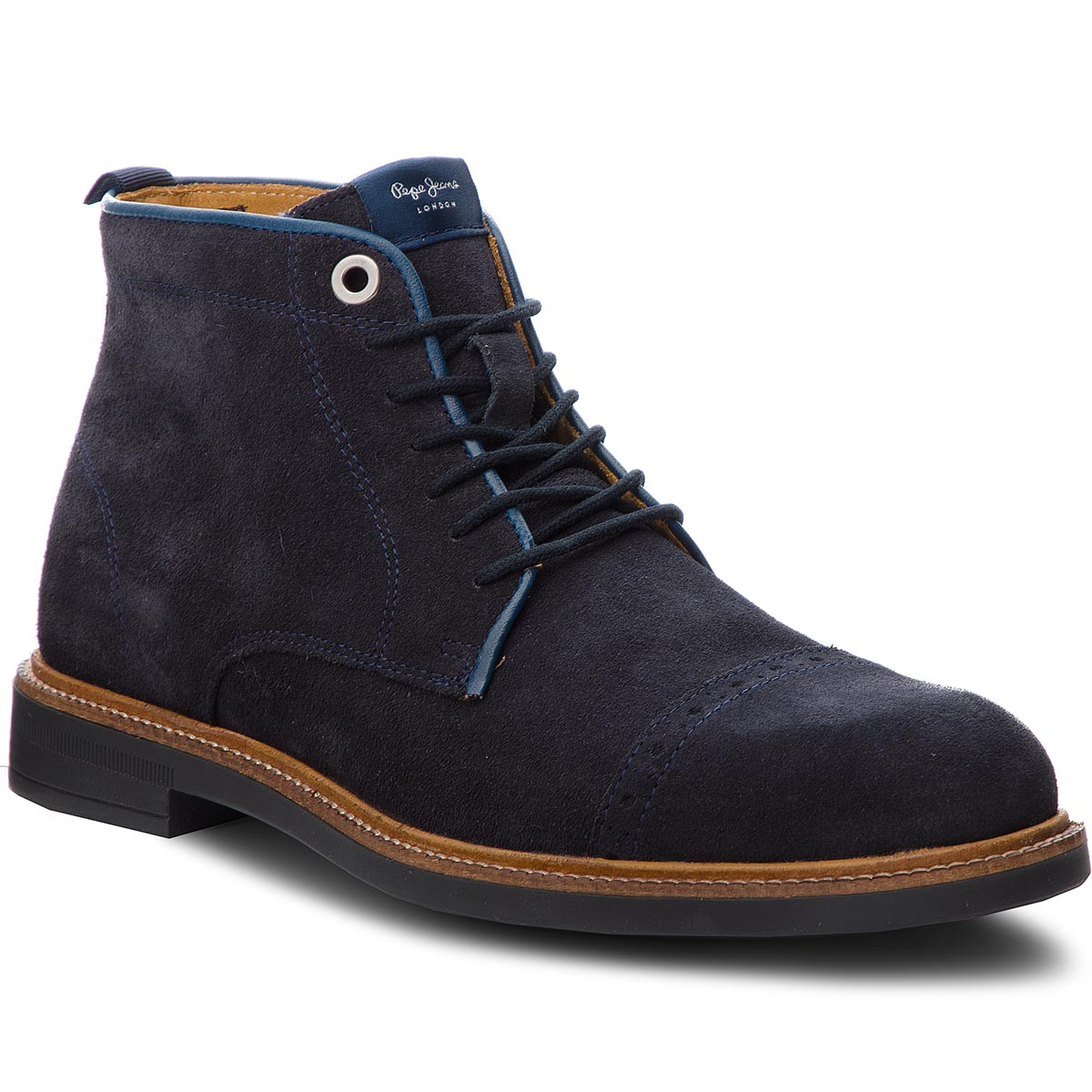 Zapatos.es |Botines PEPE JEANS - Axel Boot PMS50169  Navy 595