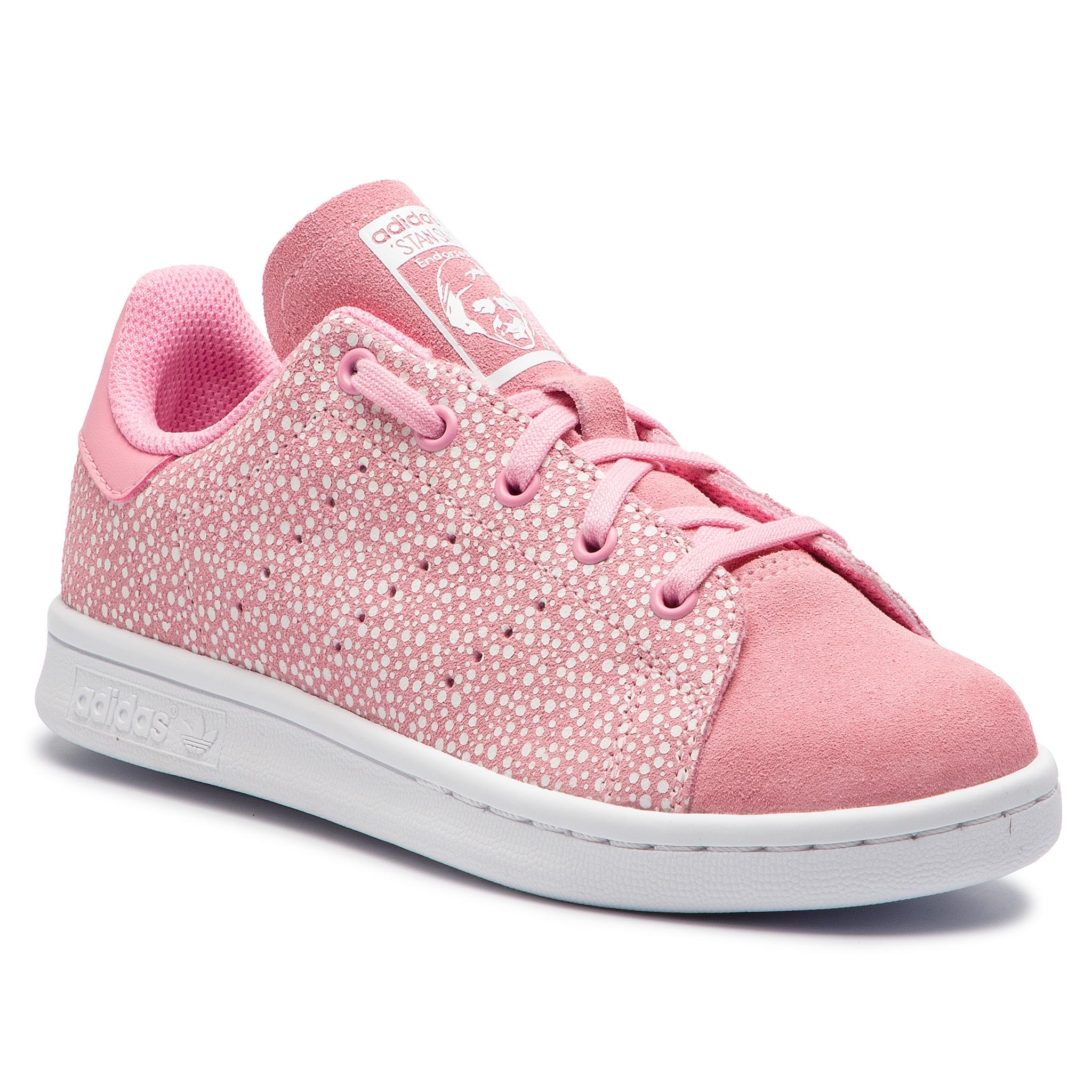 a5ded3be Zapatos adidas - Stan Smith C F34168 Ltpink/Ltpink/Ftwwht