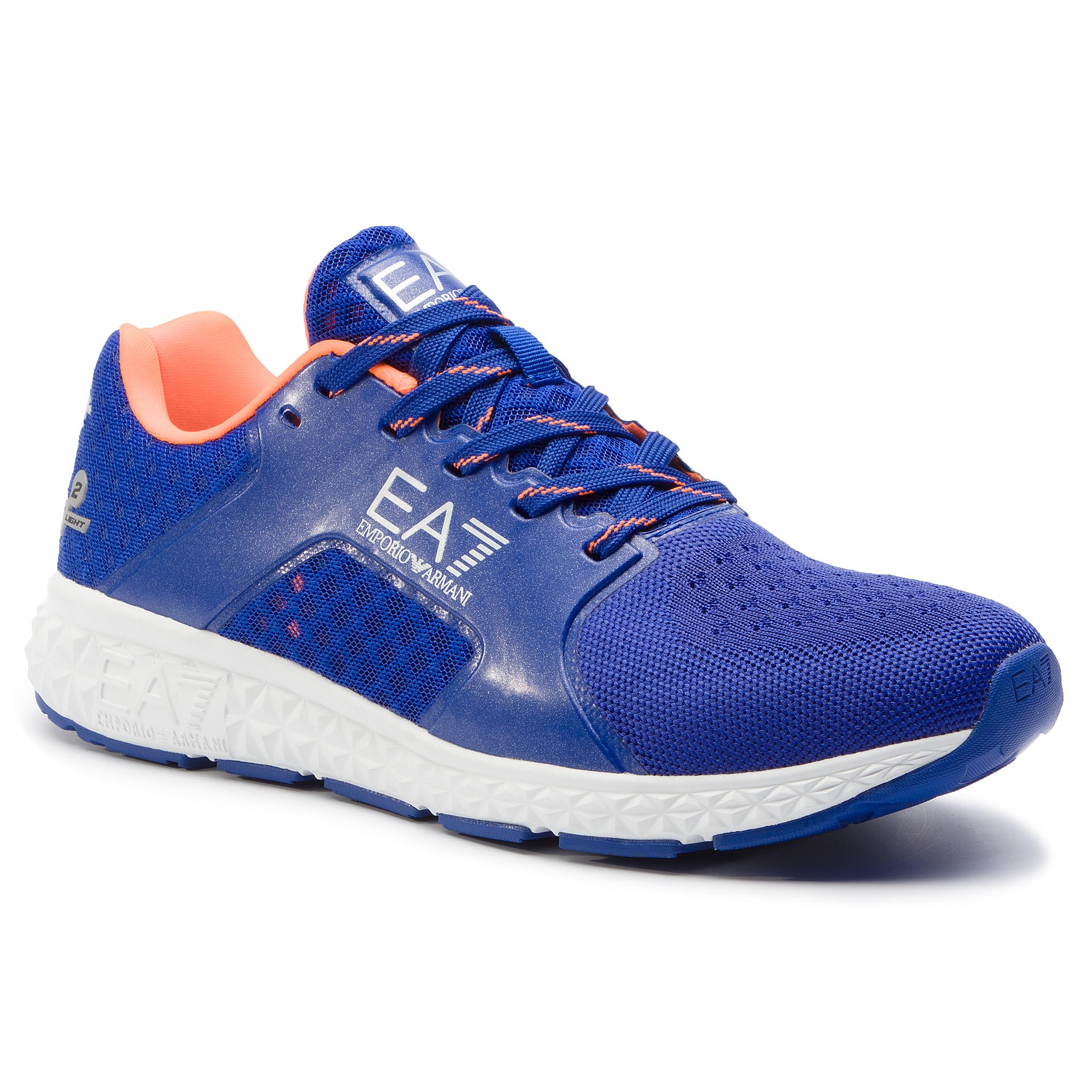 Sneakers EA7 EMPORIO ARMANI - X8X011 XK044 00024 Surf The Web