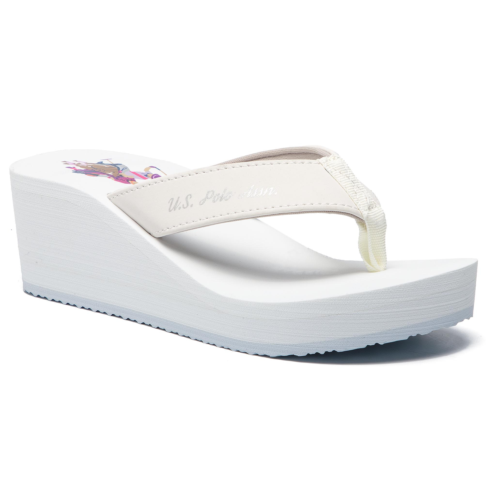 Chanclas U.S. POLO ASSN. - Tansy1 CHANT4199S8/Y1A Whi