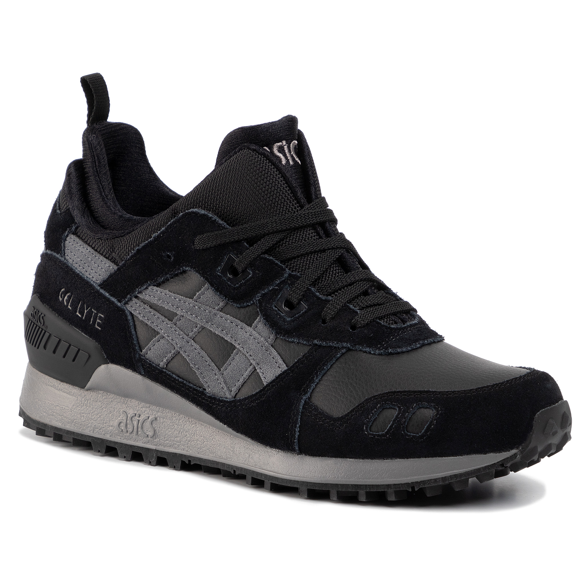 Sneaker Asics Sneakers ASICS - Gel-Lyte Mt 1193A035 Black/Dark Grey 001