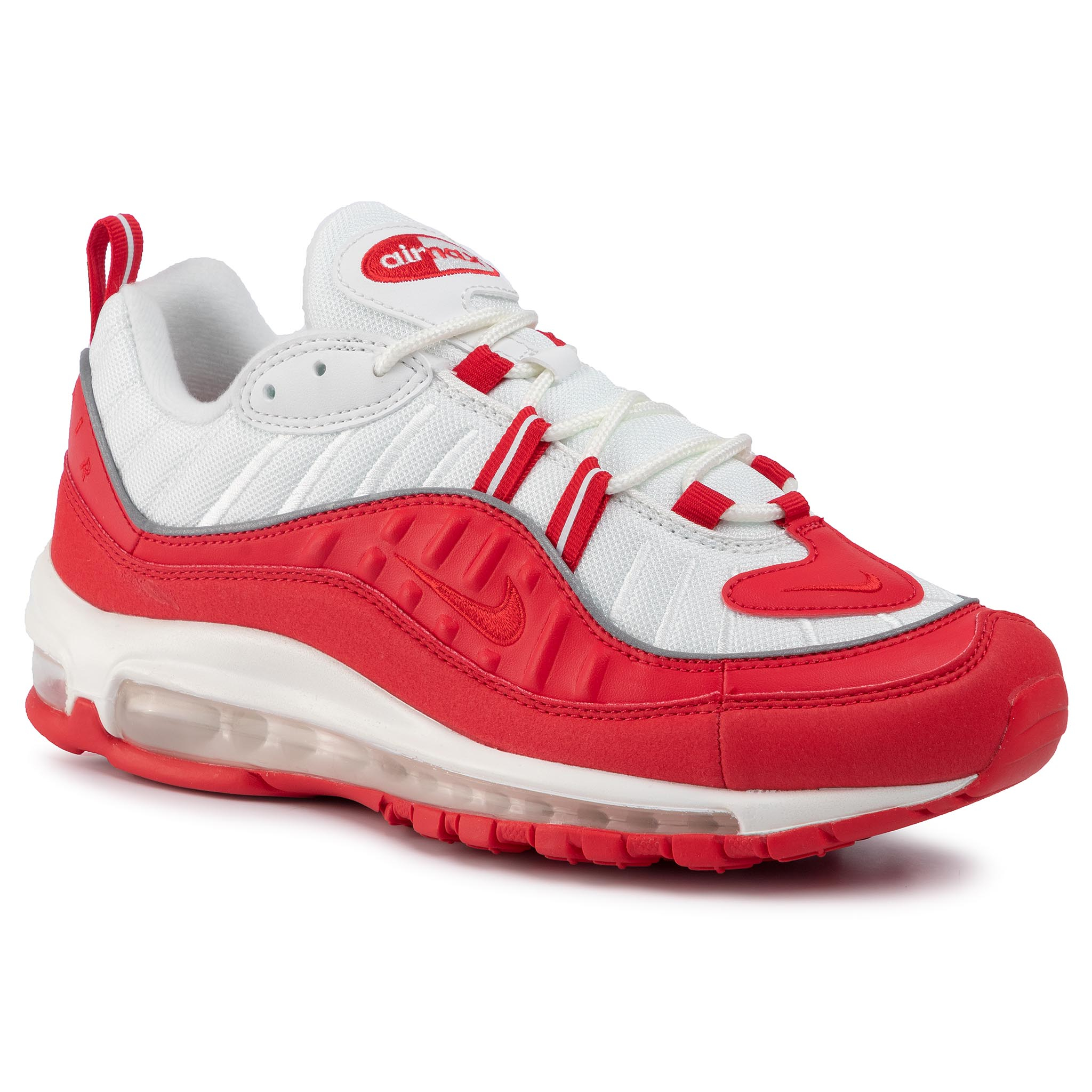 Sneaker Nike Zapatos NIKE - Air Max 98 640744 602 University Red/University Red