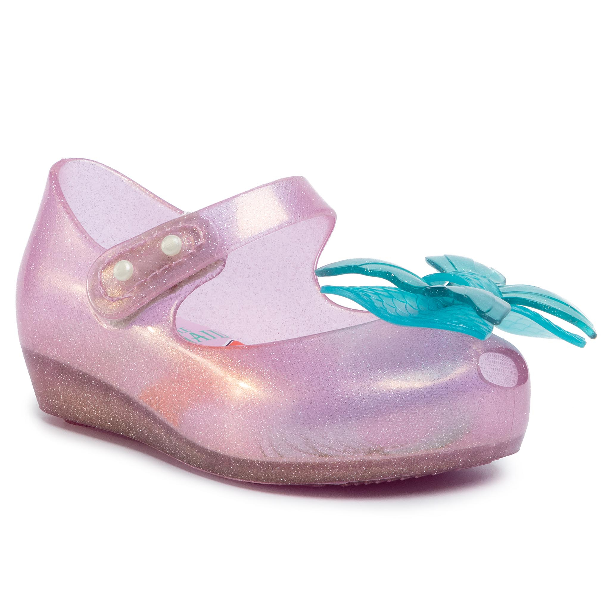Zapatos MELISSA - Ultragirl + Littl 32783 Pink/Blue 51452