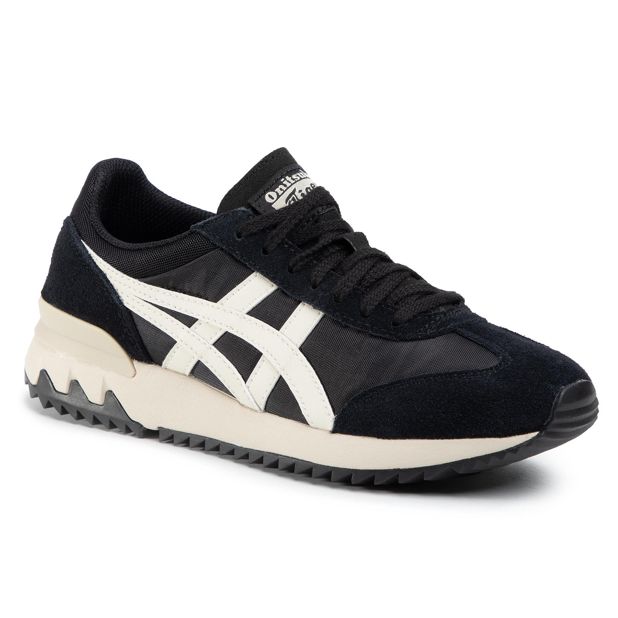 Sneaker Onitsuka Tiger Sneakers ONITSUKA TIGER - California 78 Ex 1183A355 Black/Oatmeal 002