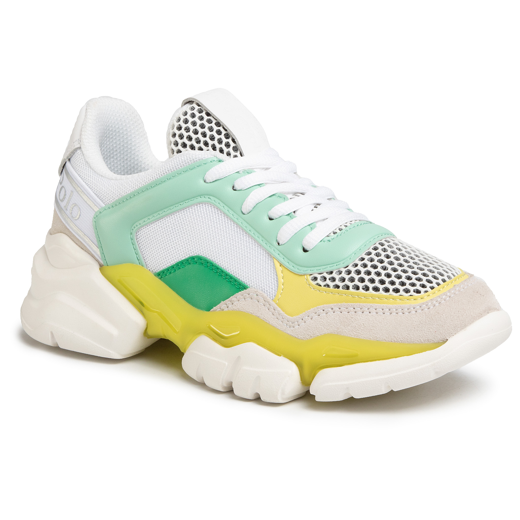 Sneakers MARC O'POLO - 001 15503501 610  Mint Combi 442