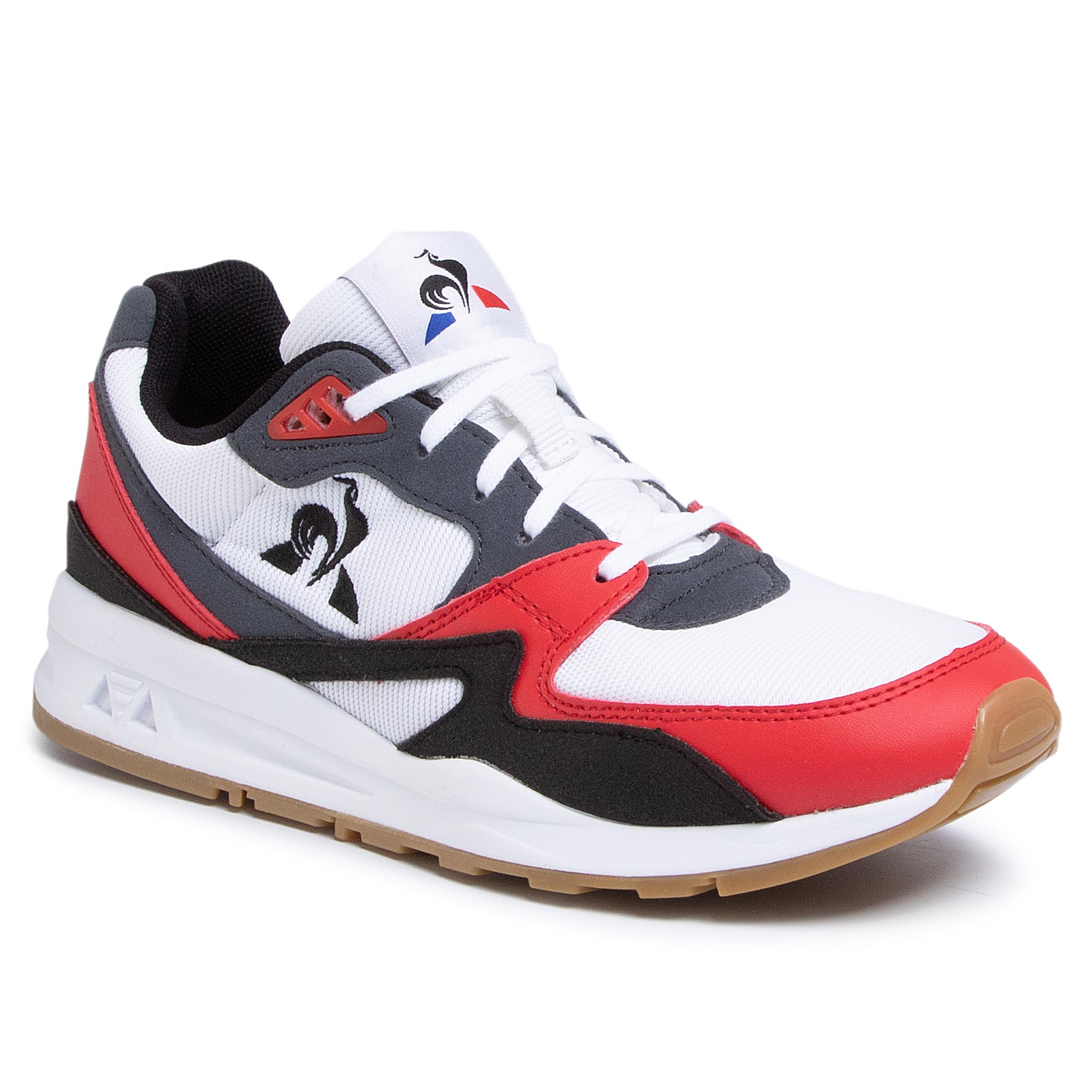 Sneaker Le Coq Sportif Sneakers LE COQ SPORTIF - Lcs R800 2010178  Optical White/Pure Red