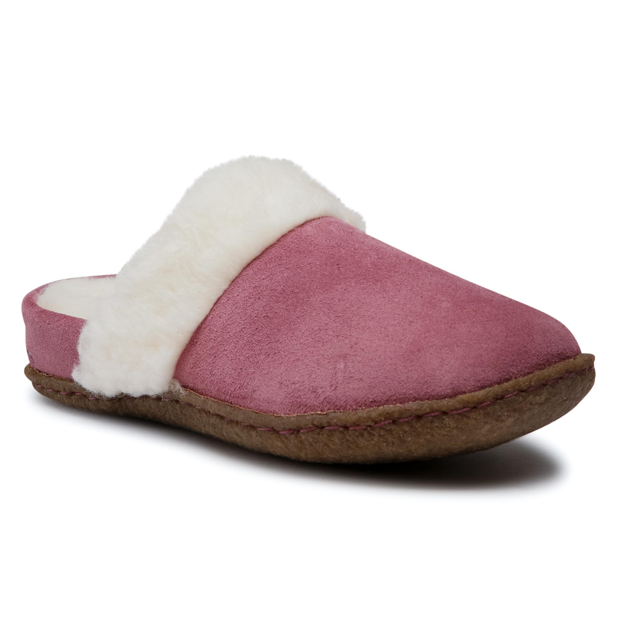 Pantuflas SOREL - Nakiska Slide II NL3655 Antique Mauve/Natural 551