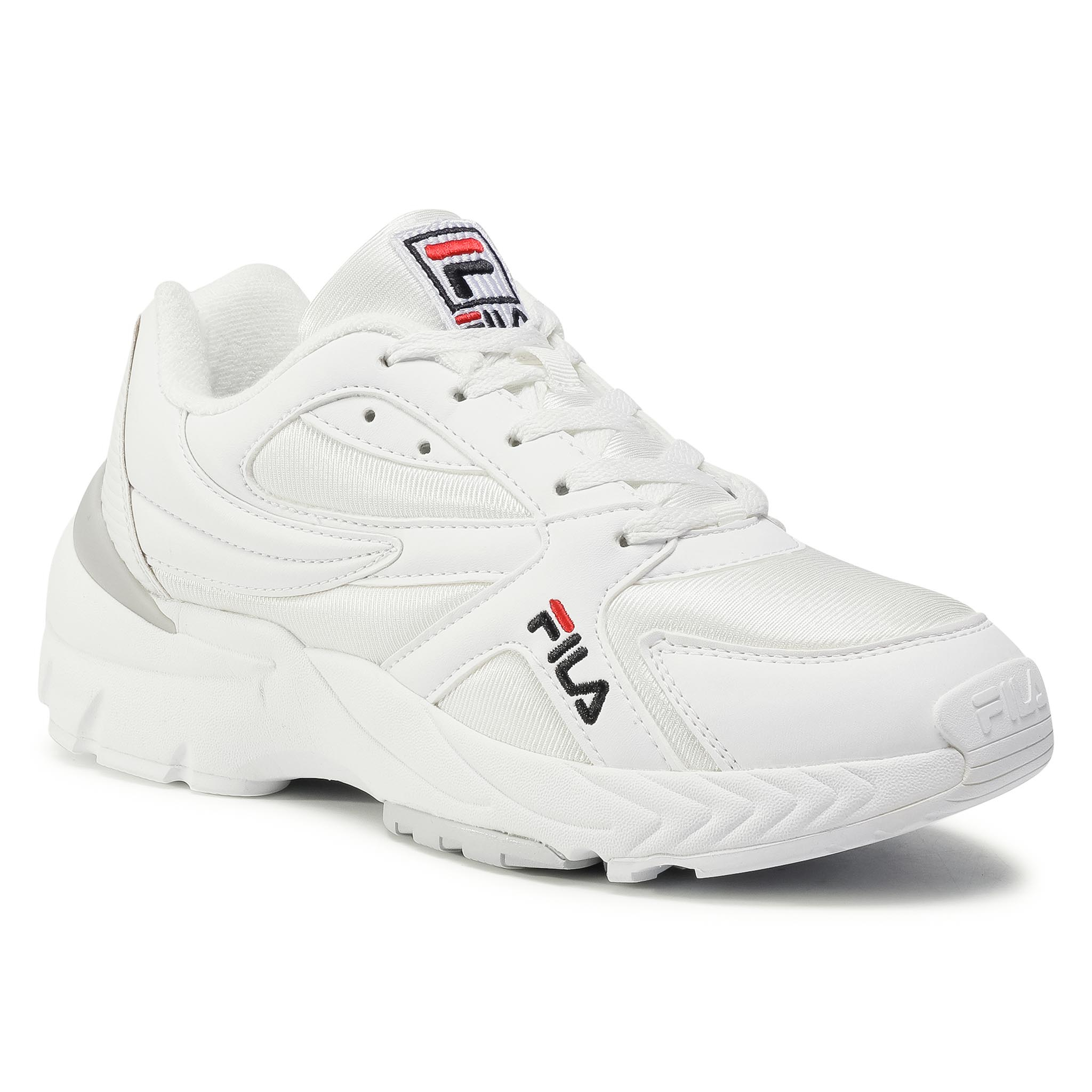 Sneaker Fila Sneakers FILA - Hyperwalker Low 1010832.84T White/Gray Violet