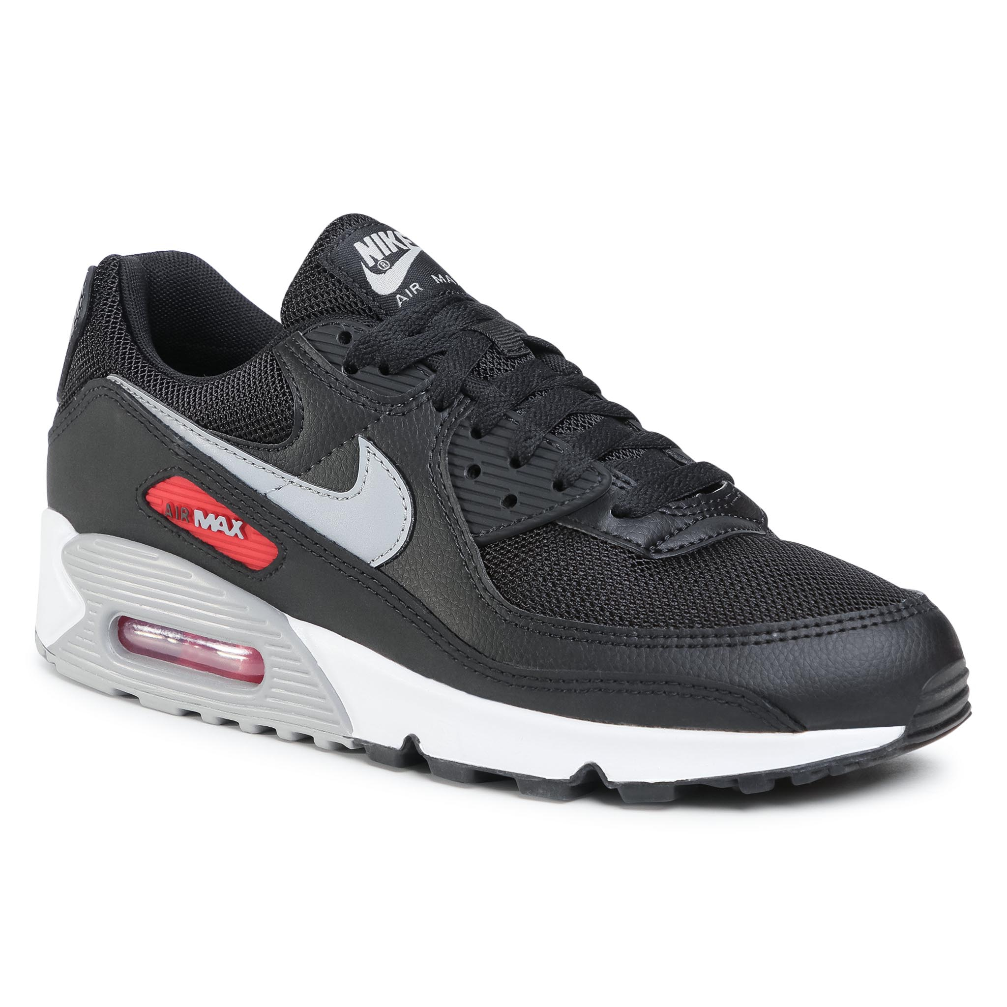 Sneaker Nike Zapatos NIKE - Nike Air Max 90 CW7481 002 Black/Particle Grey