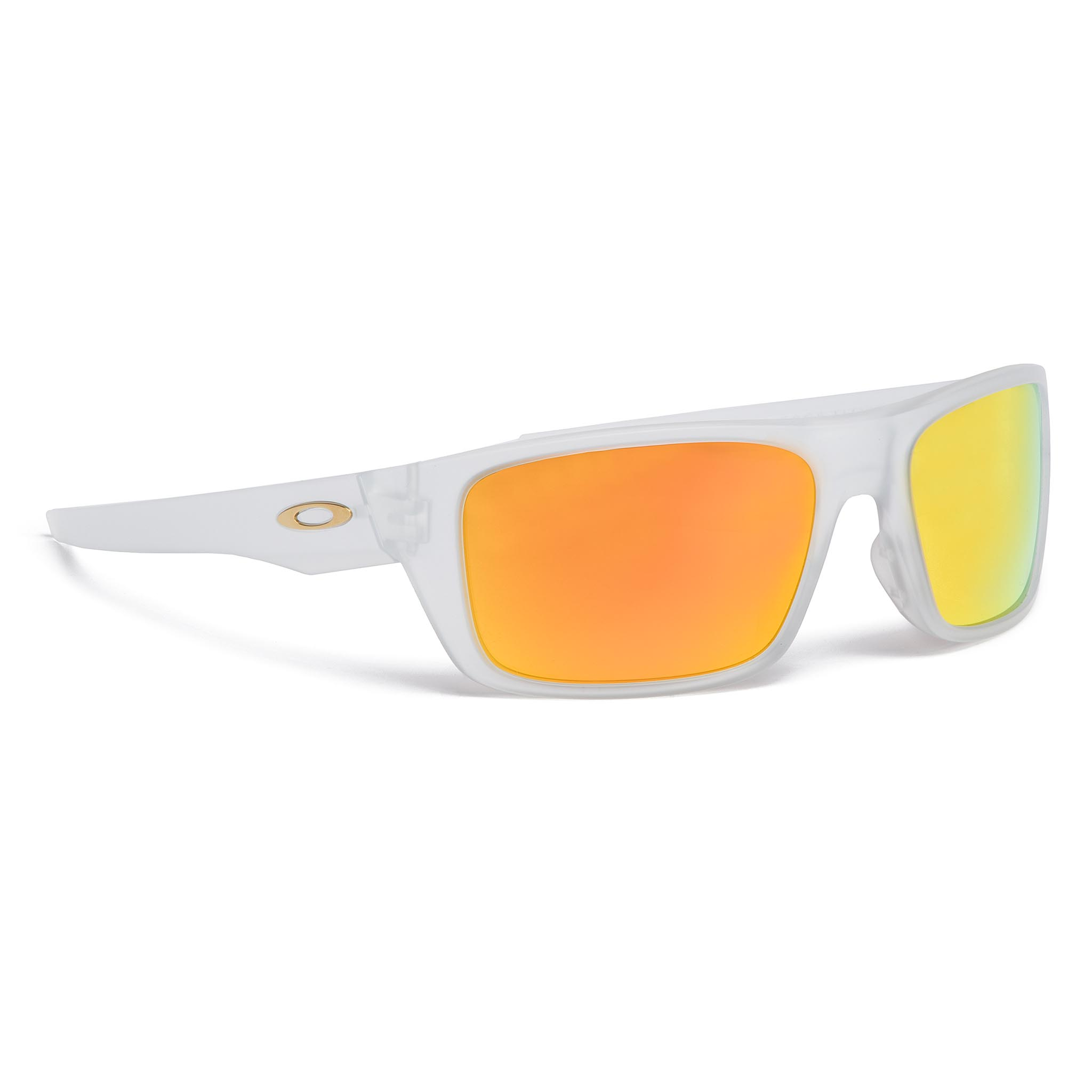 9788450fd Gafas de sol OAKLEY - Drop Point OO9367-0560 Matte Clear/Fire Iridium
