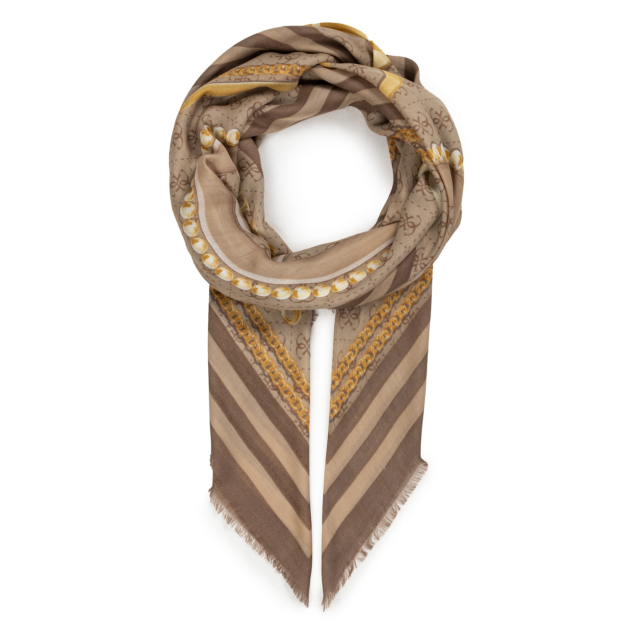 Pañuelo GUESS - Candace Scarves AW8436 MOD03 BRM