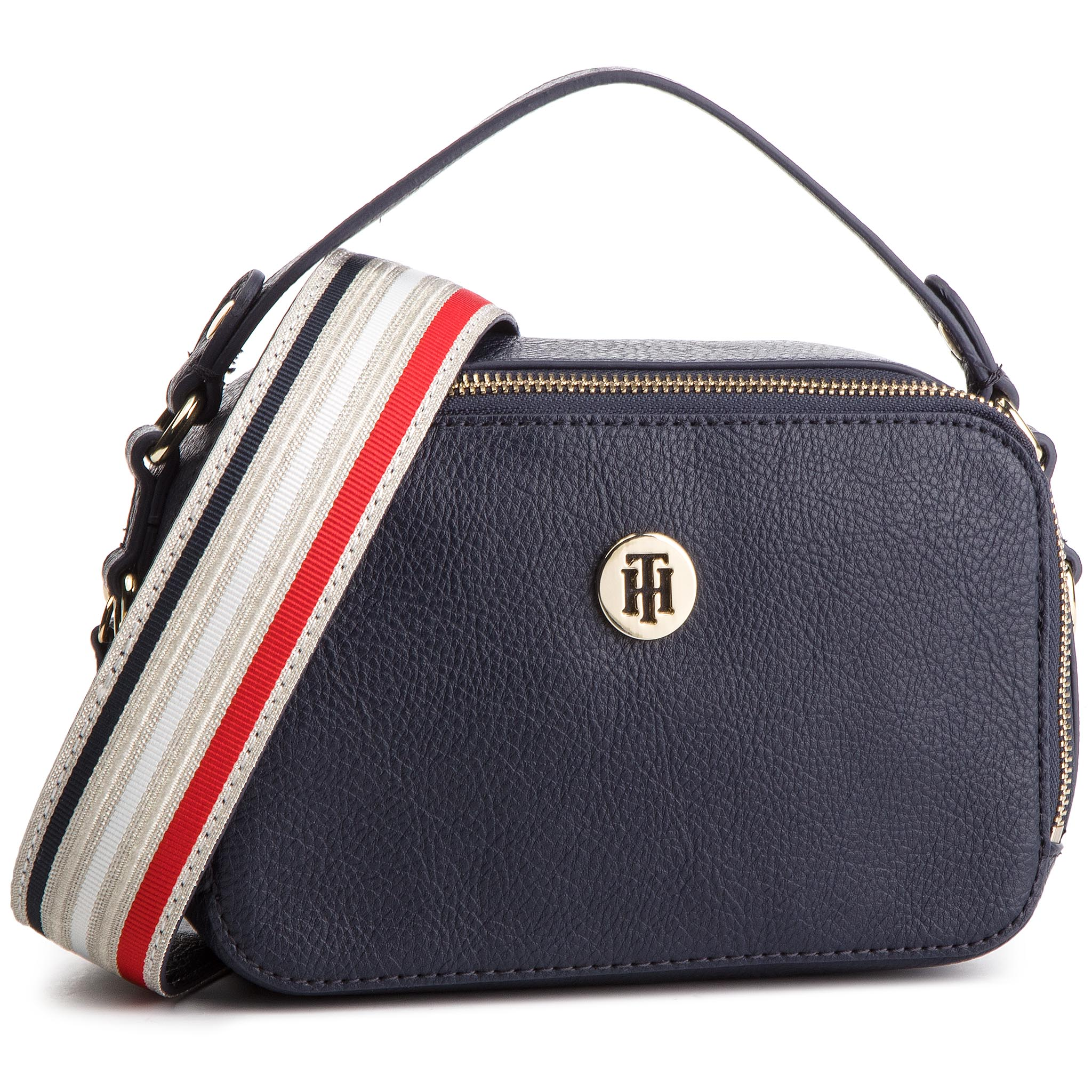 Bolso TOMMY HILFIGER - Cool Tommy Mini Trunk AW0AW06543 413