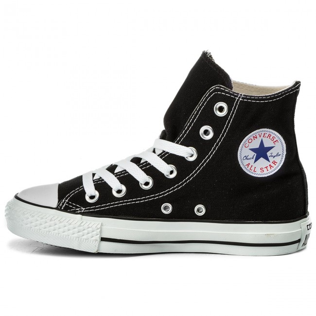 Hi M9160 Star Black Converse Zapatillas All m8ONynvw0P
