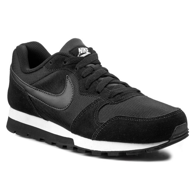 finest selection 3902c c9d5f Zapatos NIKE - Md Runner 2 749869 001 Black Black White