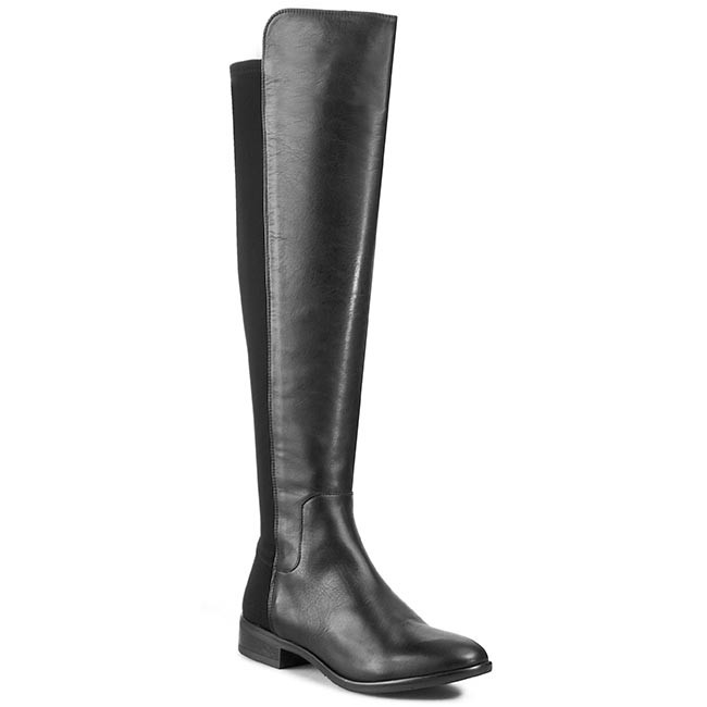 Mosqueteras 261079044 Caddy Black Belle Botas Clarks Leather roeQBxWdC