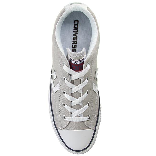 Cloud w Star Player Converse Zapatillas 144148c Grey Ox 8OkX0wnP