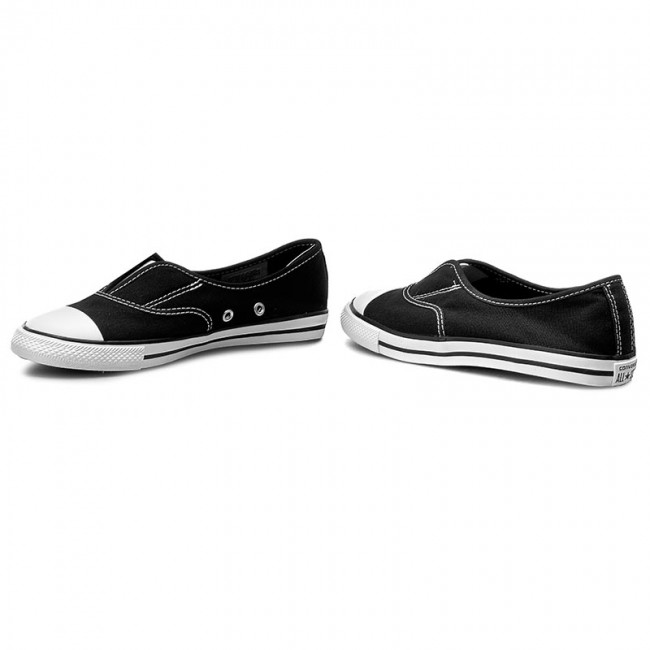 Slip Black Zapatillas Ctas 551515c black Converse Cove 6bg7yfY