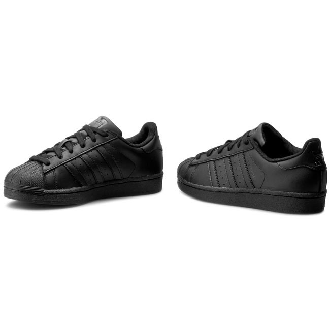 factory price 3d885 65be0 Zapatos adidas - Superstar Foundation J B25724 Cblack