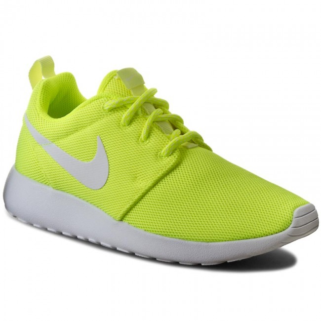 info for ba213 d726a ... Nuevo descuento Zapatos NIKE - Roshe One 844994 700 Volt White Barely  Volt -