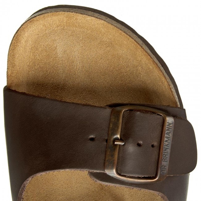 Chanclas DrBrinkmann Chanclas Marron DrBrinkmann Chanclas 600390 600390 Marron 2 2 jL354ARq