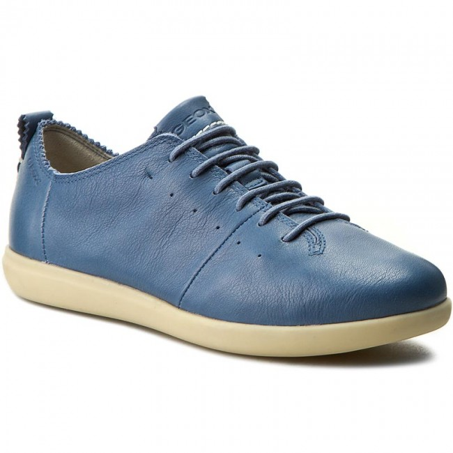 Nuevo descuento Zapatos GEOX - D New Do A D724NA 00085 C4008 Denim - Zapatos planos - Zapatos - Zapatos de mujer