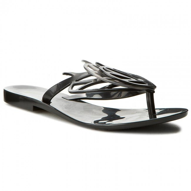 Ad Chanclas Black Melissa New 31898 Fly 01003 D2WEeH9IY