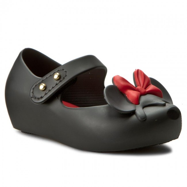 Zapatos MELISSA - Mini Melissa Ultragirl+Disney 31945 Black 01003 ... 1b54399d2908