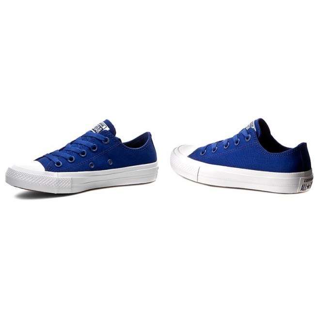 Ii Ox Sodalite Zapatillas Converse Blue navy white 150152c Ct w0nvm8N