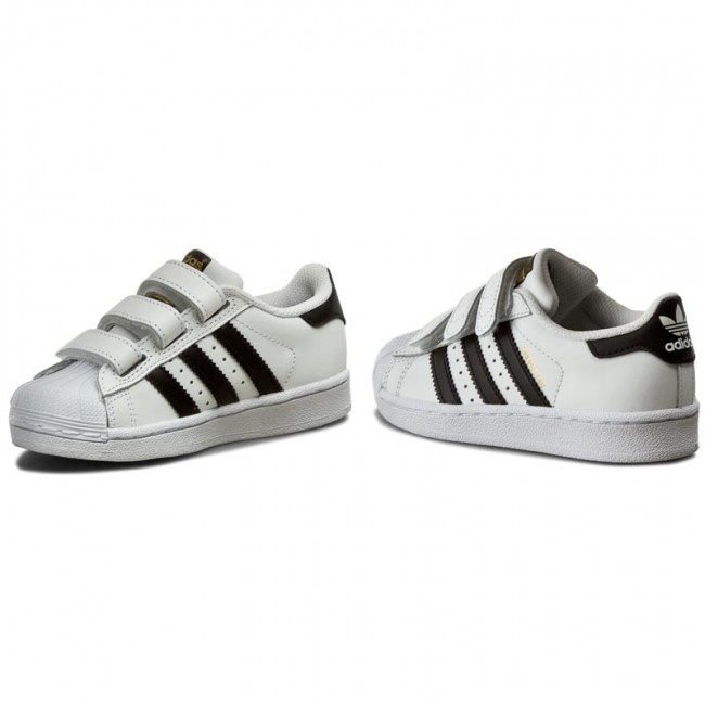 056855151 Zapatos adidas - Superstar Foundation CF C B26070 Ftwwht Cblack Ftwwht