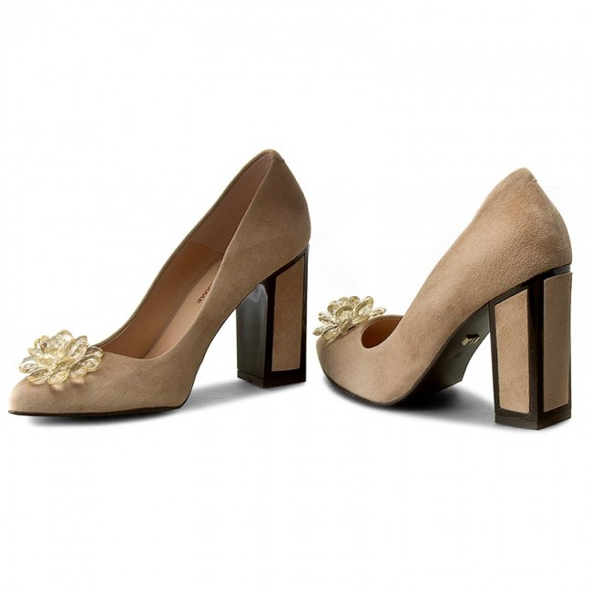 Solo Taupe 00 g08 Femme Zapatos 04 000 60 14141 doQrBsxthC