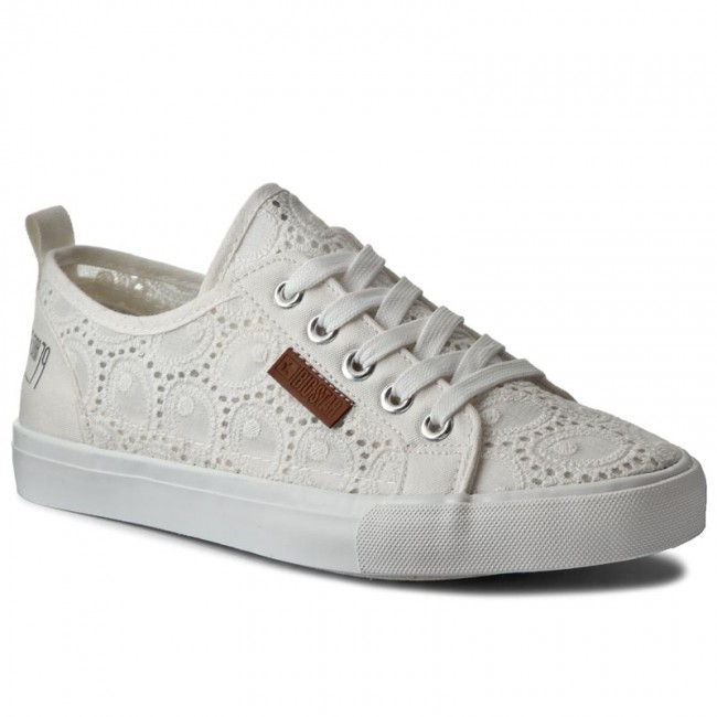 Zapatillas BIG STAR - AA274907 White J8q3R