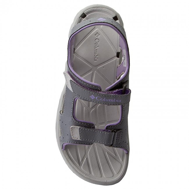 white Violet Vent Columbia Grey Youth Tradewinds Sandalias Techsun By4566 nOP8wk0