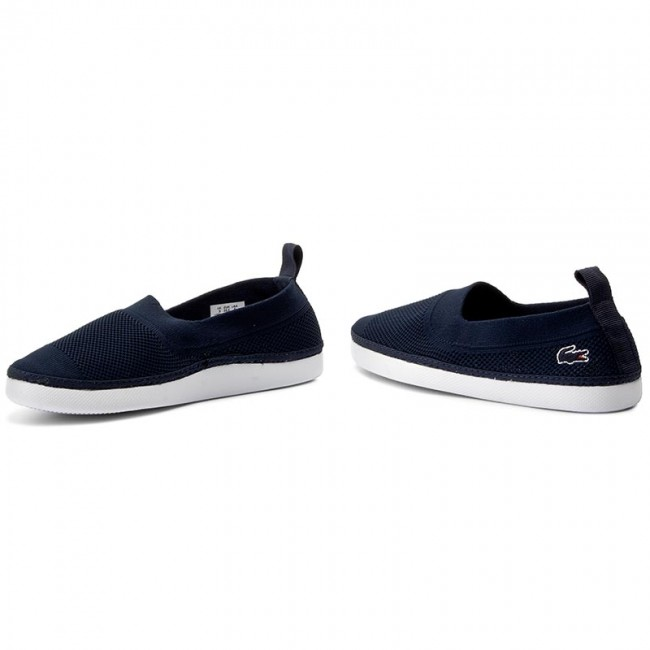 Zapatos LACOSTE - Lydro Caw 117 1 Caw Lydro 7-33CAW1054003 Nvy - Zapatos planos - Zapatos - Zapatos de mujer 46fb46