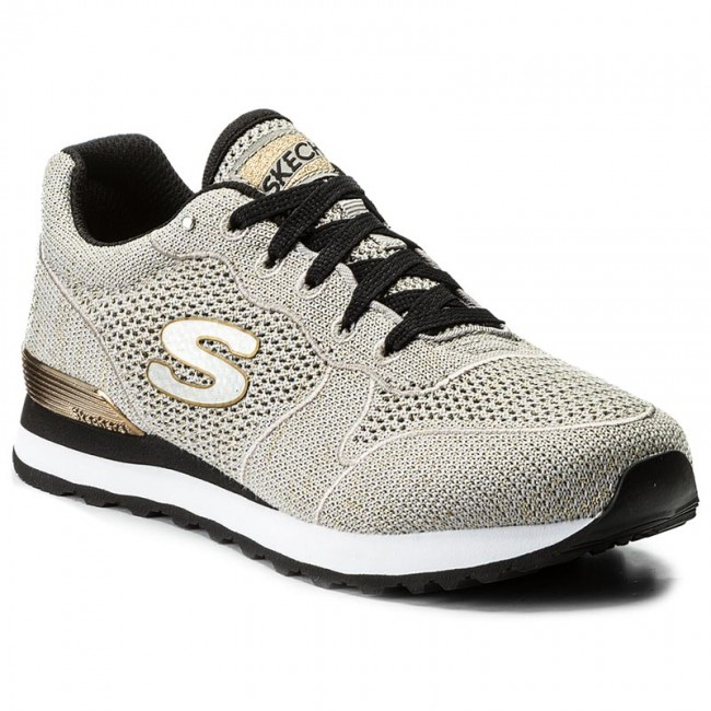 Zapatillas SKECHERS - Low Flyers 709/TPGD Taupe/Gold - Zapatillas - Zapatos - Zapatos de mujer