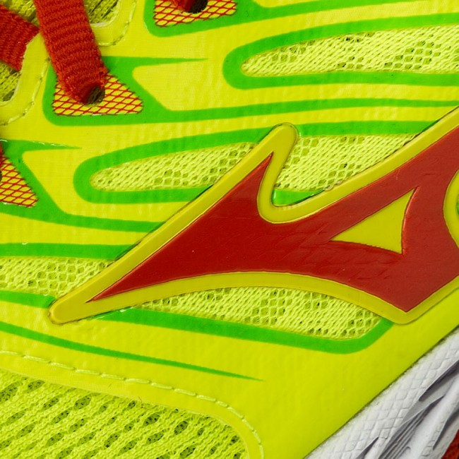 Mizuno Zapatos J1gc173054 Wave Shadow Amarillo xsCtrdhQB