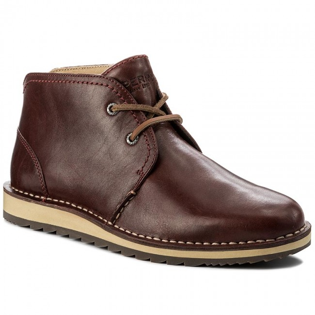 Sperry Sperry Botines Burgundy Botines Burgundy Sperry Sts14186 Sts14186 Botines 5ALR4j