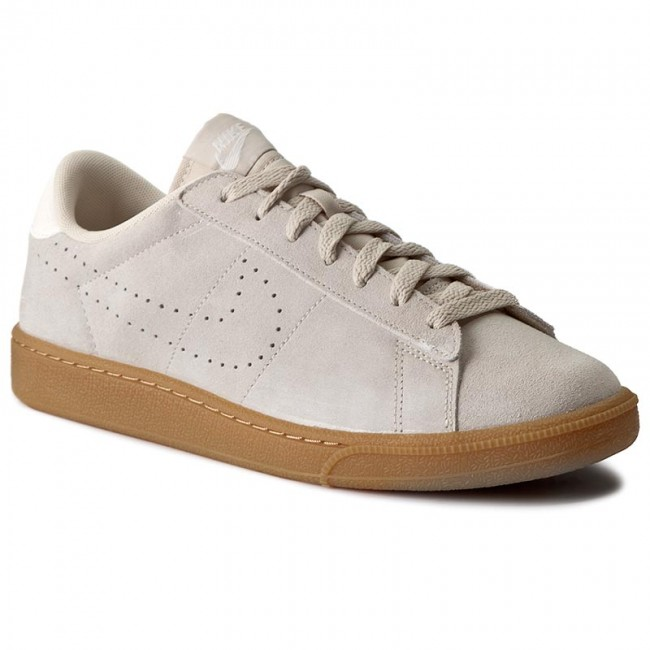 best sneakers ff54e 22b89 Nuevo descuento Zapatos NIKE - Tennis Classic Cs Suede 829351 100  Oatmeal Oatmeal Ivory