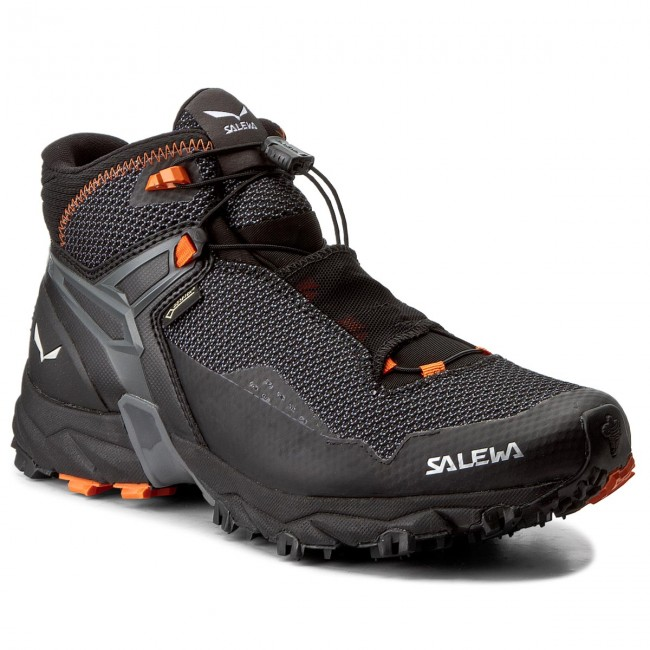De Salewa Ultra Gtx Black Botas 0926 64416 Gore tex holland 0926 Montaña Flex Mid 67bfgyY