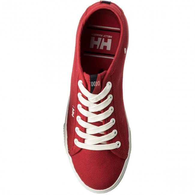 Tenis Red Helly Flag Fjord navy 107 Canvas 72 off White 110 Hansen rxECBQoeWd