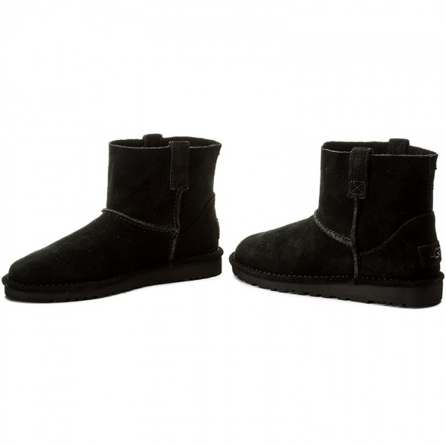 1017532 Zapatos Classic Mini Blk W Ugg Unlined rBxedCo