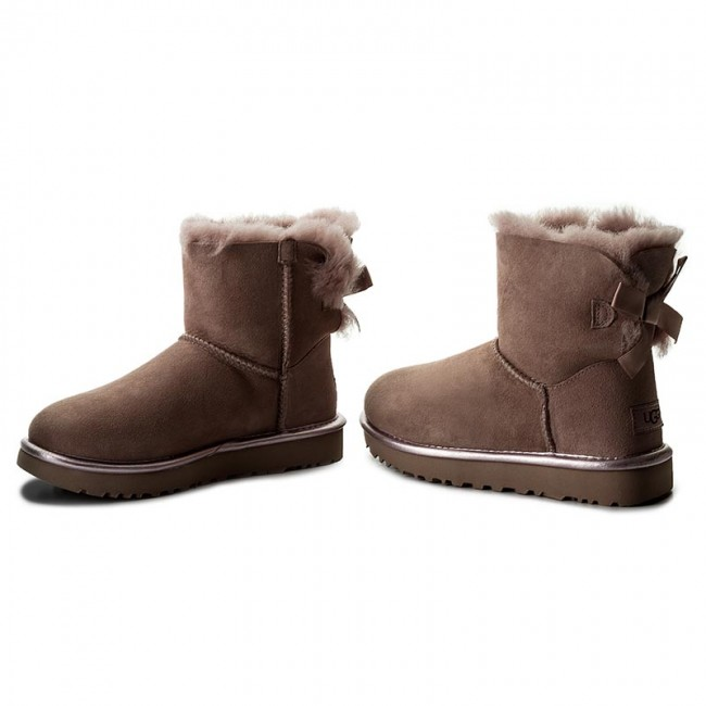 Bailey dus 1019032 Ugg W W Mini Zapatos Ib6mY7yvfg