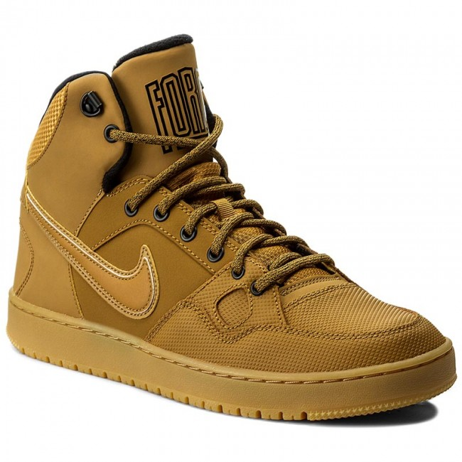 free shipping f77b5 3a27d Zapatos NIKE - Son Of Force Mid Winter 807242 770 Wheat/Wheat/Black ...