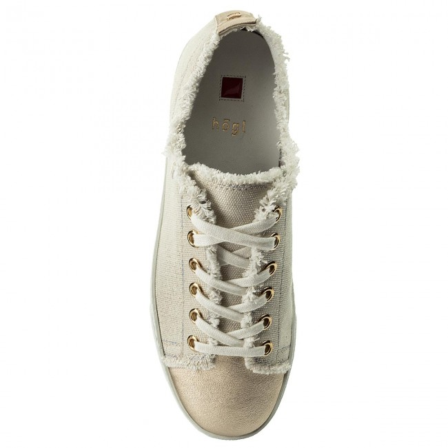 0800 5 Högl Sneakers Cotton 100346 Yg76vfby