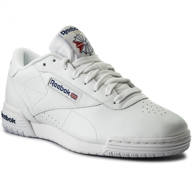 Clean Zapatos Ar3169 Exofit Logo Lo royal Int Reebok Blue White PZOXkiu