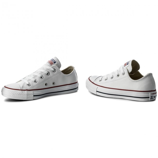 Ct Zapatillas 132173c White Converse Ox DHWIYeE29