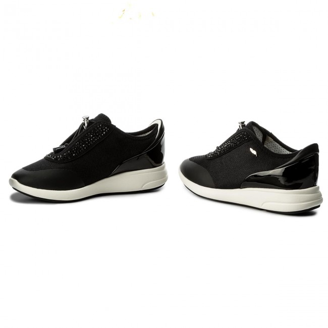 Ophira 01402 D621ce Black Sneakers E Geox black D C0595 HIe2bEDW9Y