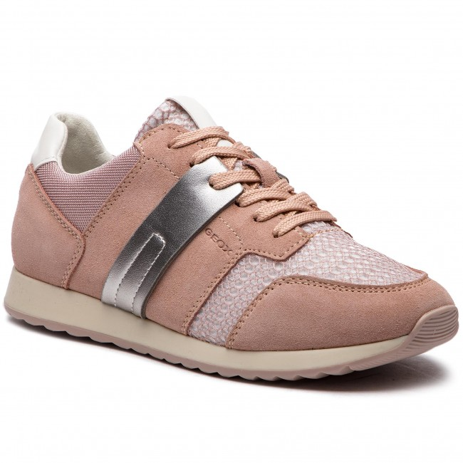 0733d0ed4f5 Sneakers GEOX - D Deynna D D746FD 02214 C8056 Antique Rose ...