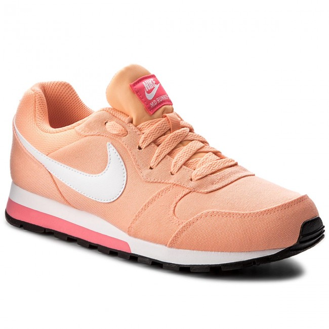 wholesale dealer 8adf7 fcd38 Zapatos NIKE - Md Runner 2 749869 801 Sunset Glow White Racer Pink