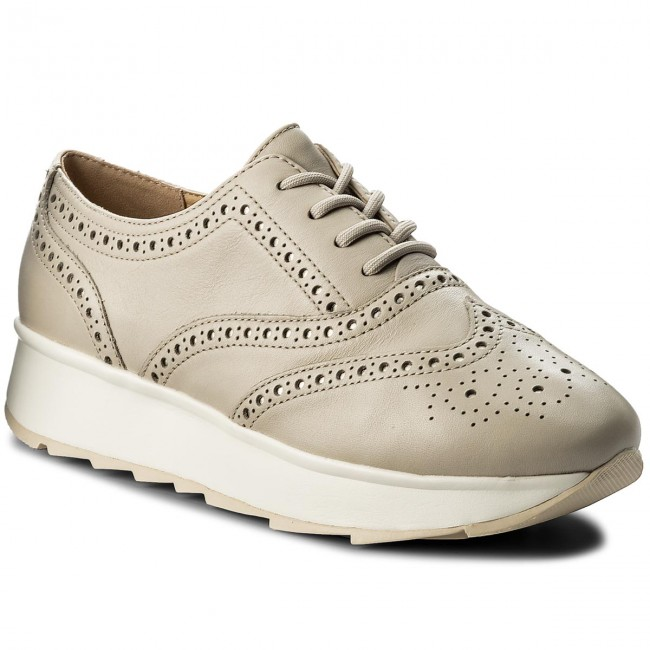 Nuevo descuento Zapatos GEOX - D Gendry A D825TA 00085 C6738 Lt Taupe - Zapatos en plataforma - Zapatos - Zapatos de mujer